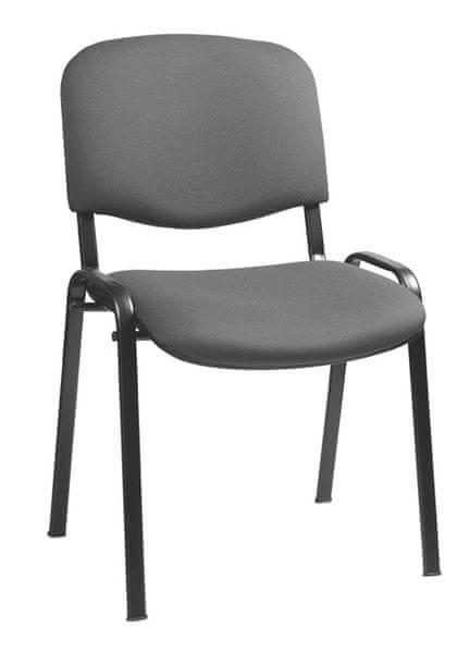 Konferenční židle Taurus TN šedá