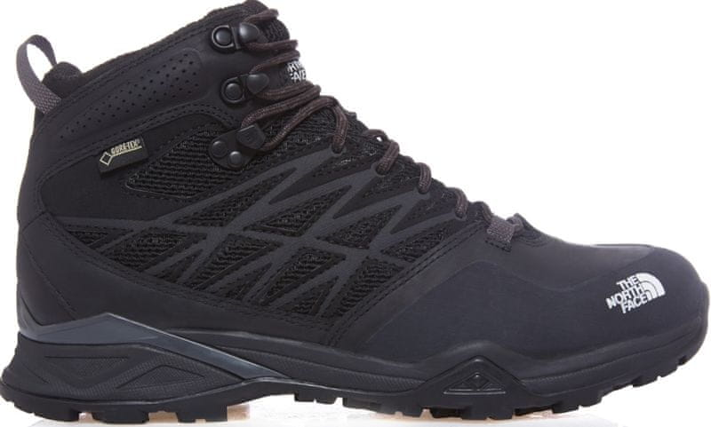 The North Face M Hedgehog Hike Mid Gtx Tnf black/Tnf black 9 (42)