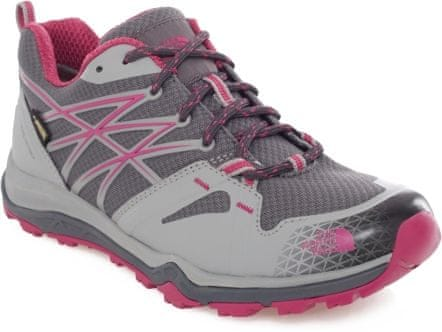 The North Face W Hedgehog Fastpack Lite Gtx Griffin grey/Fuchsia pink 9 (40)