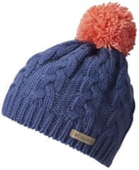 COLUMBIA czapka In-Bounds Beanie Bluebell Hot Coral OS