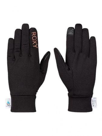 Roxy rokavice E&C Liner J True Black, S