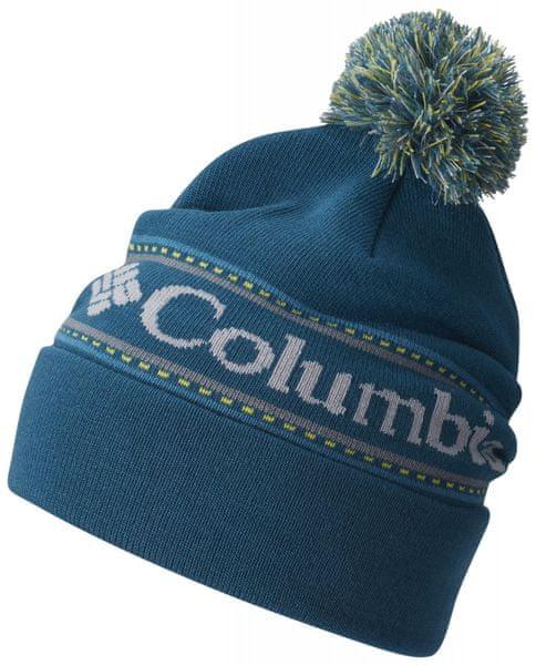 Columbia Csc Logo Beanie Deep Water OS