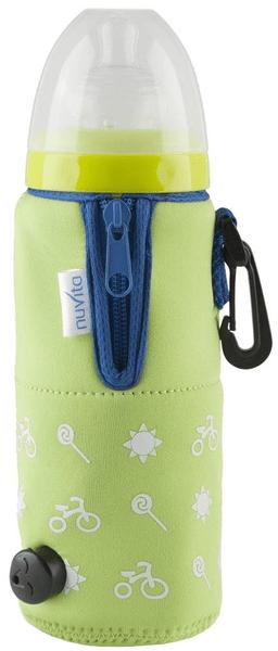 Nuvita Cestovní ohřívač láhve se zipem, Green