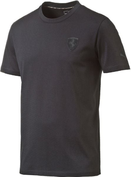 Puma Ferrari Small Shield Tee Moonless Night S