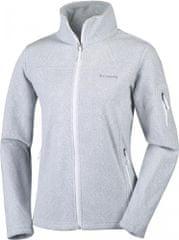 Columbia jakna Fast Trek Printed, ženska, bela