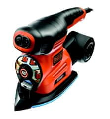 Black+Decker multiszlifierka 4w1 KA280LSA