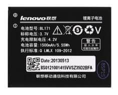 Lenovo baterie, BL171,1500mAh, Li-Pol, BULK