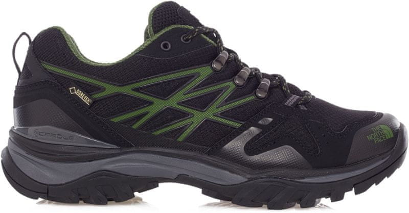 The North Face M Hedgehog Fastpack Gtx tnf black/Garden green 11 (44.5)