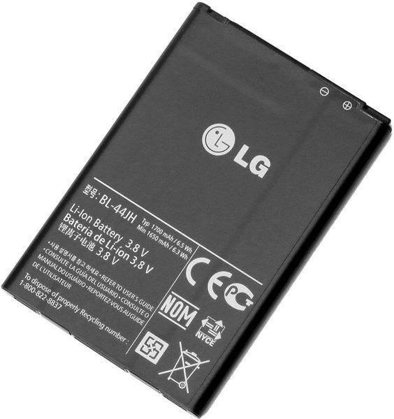 LG baterie, LGBL-44JH, 1700mAh, Li-Ion, BULK