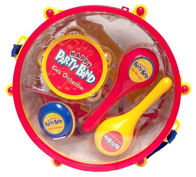 Mac Toys Buben s nástroji