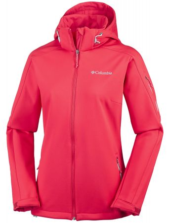 Columbia jakna Cascade Ridge, rdeča, M