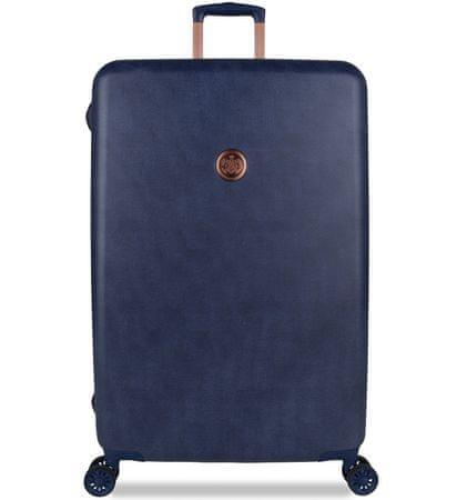 SuitSuit Cestovní kufr Raw Denim L  582d47108b