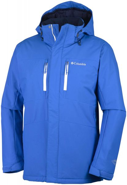 Columbia Alpine Vista II Jacket Super Blue L