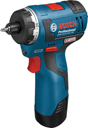 Bosch Akumulatorski vijačnik GSR 10,8 V-EC HX (06019D4101)