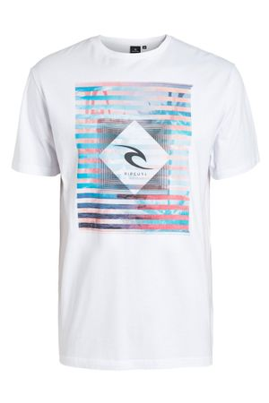 Rip Curl pánské tričko XL bílá