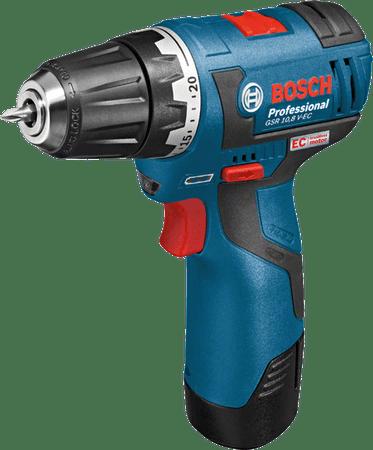 Bosch Akumulatorski vrtalni vijačnik GSR 10,8 V-EC (06019D4001)