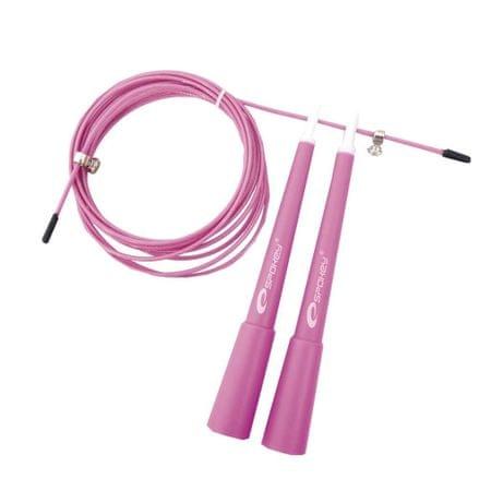 Spokey Crossfit Ugrálókötél, Pink