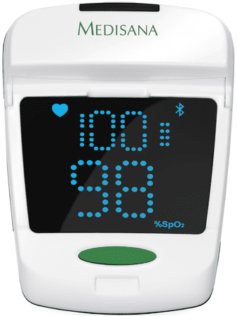Medisana PM 150 Connect Pulzný oximeter, Bluetooth