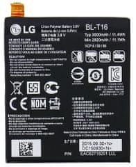 LG baterie, BL-T16, 3000mAh, Li-Ion, BULK