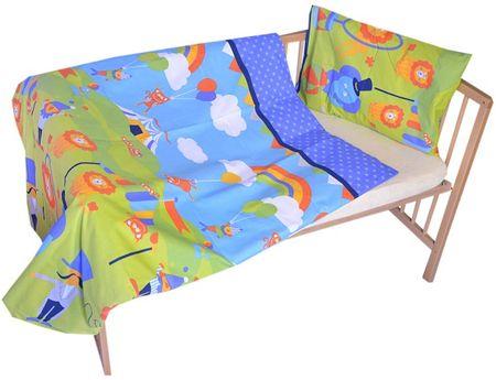 COSING otroška posteljnina, 100 x 135 cm, Cirkus