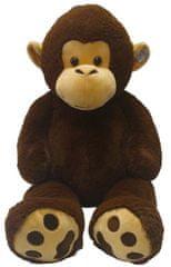 Mac Toys Pluszowa małpka 100 cm