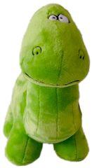 Mac Toys Plyšový zelený dinosaurus