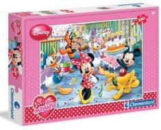 Clementoni Puzzle 100 Minnie születésnapja