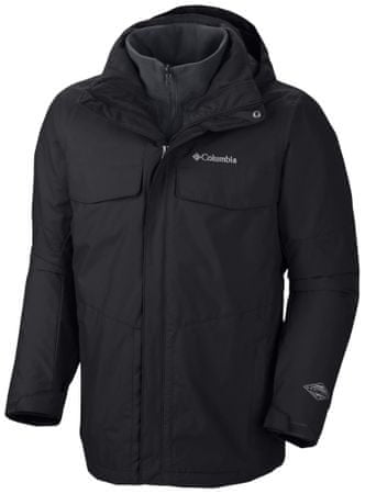 COLUMBIA Bugaboo Interchange Jacket Black S