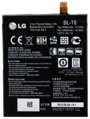 LG baterie, BL-T8, 3400mAh, Li-Ion, BULK