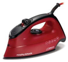 Morphy Richards Breeze Ceramic Red