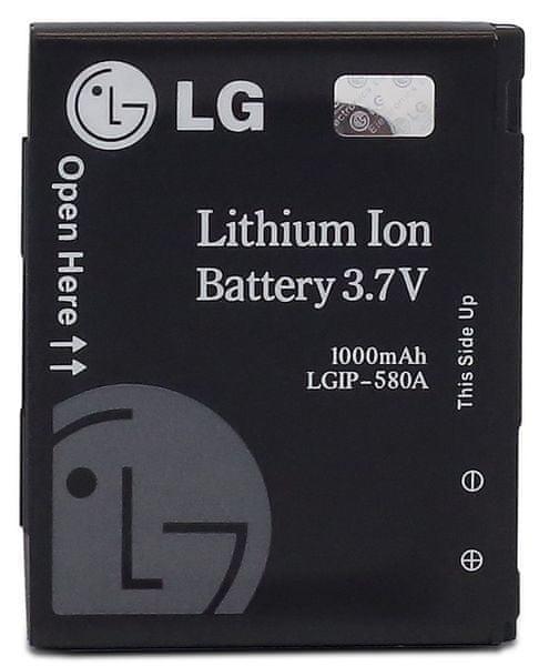 LG baterie, LGIP-580A, 1000mAh, Li-Ion, BULK