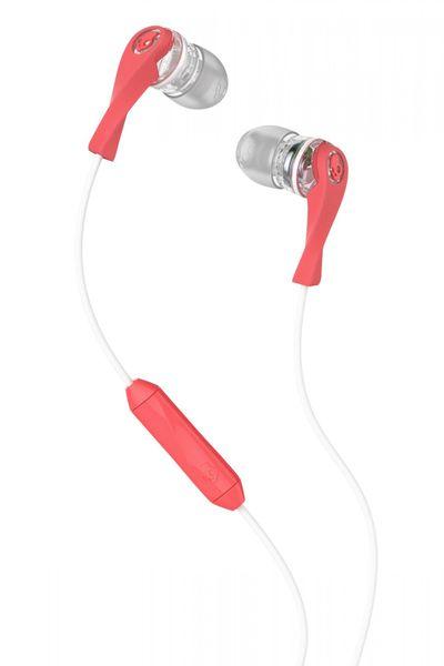 Skullcandy Wink'd 2.0 s mikrofonem, bílá/růžová