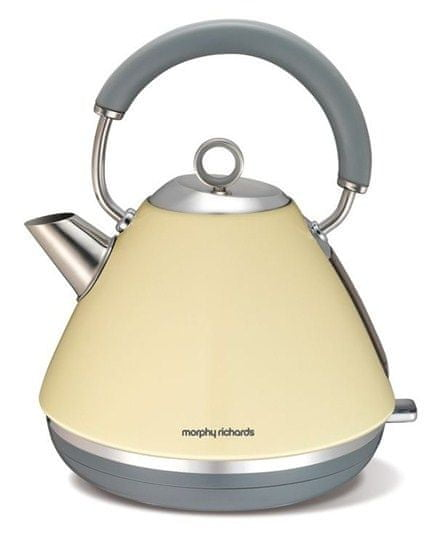 Morphy Richards Accents retro Cream