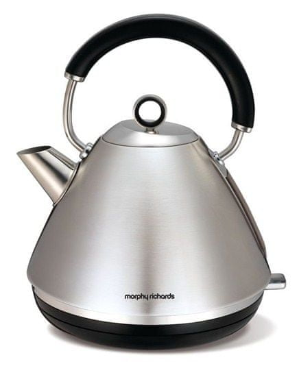 Morphy Richards Accents retro Brushed