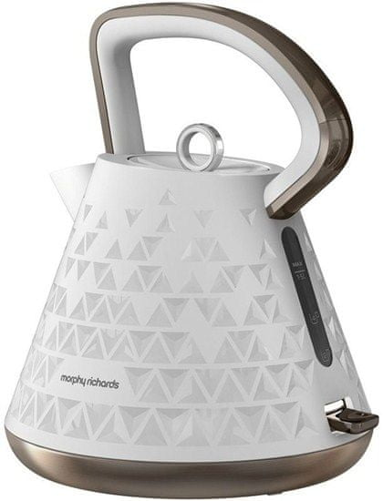 Morphy Richards retro Prism White