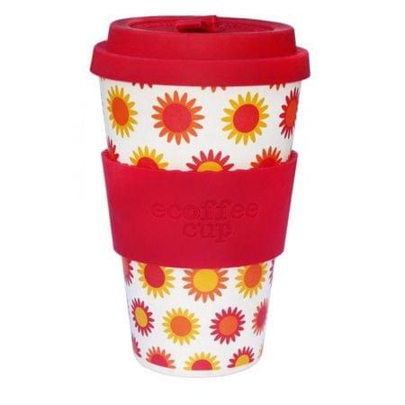 Ecoffee Happy 14oz kávés pohár