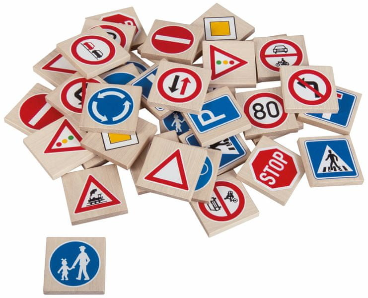 Detoa Pexeso dopravní značky