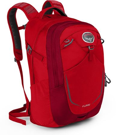 OSPREY plecak Flare 22 II cardinal red