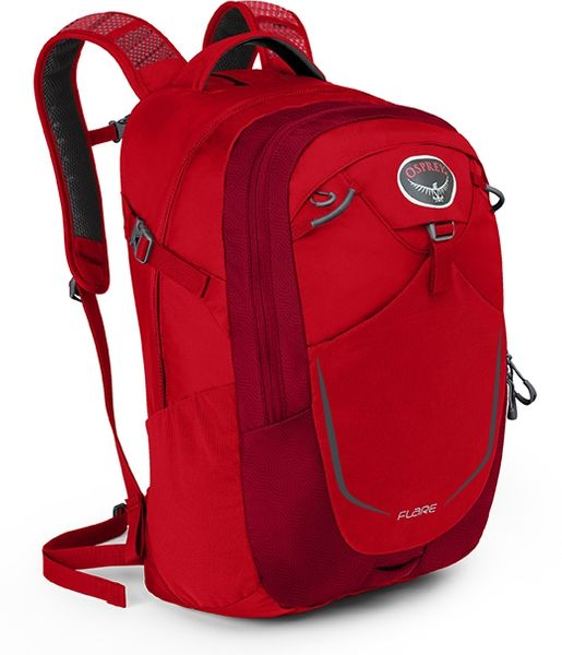Osprey Flare 22 II cardinal red