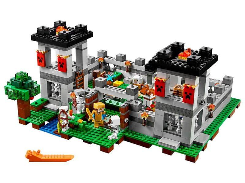 LEGO® Minecraft 21127 Pevnost