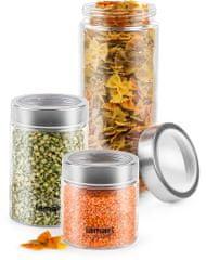 Lamart zestaw pojemników na żywność CAN LT6010, 3 szt.