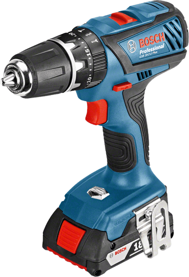 BOSCH Professional GSB 18-2-LI Plus (06019E7120)