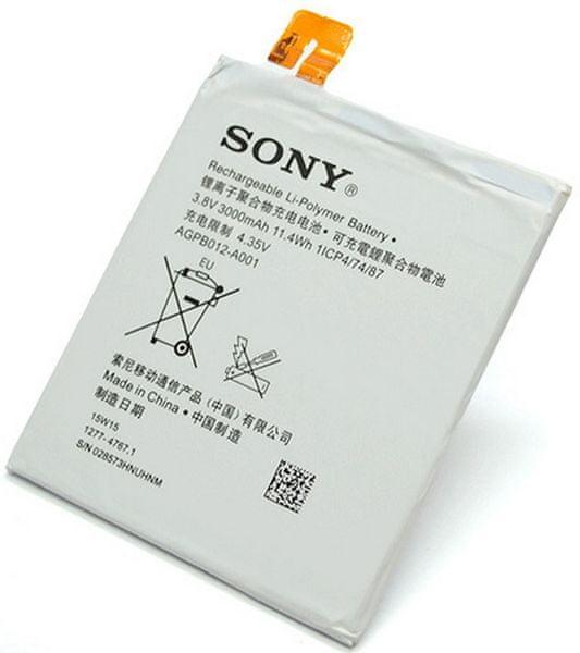 Sony baterie, 1281-7439, 3000mAh, Li-Pol, BULK