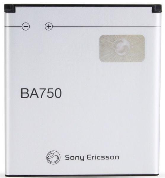 Sony Ericsson baterie, BA-750, 1460mAh, Li-Pol, BULK