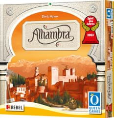 Rebel Gra Alhambra