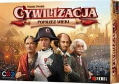 Rebel Gra Cywilizacja: Poprzez Wieki (3 edycja)