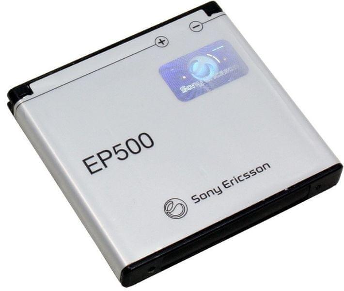 Sony Ericsson baterie, EP-500, 1200mAh, Li-Pol, BULK