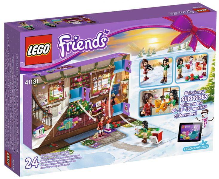 LEGO® 41131 Friends Adventní kalendář