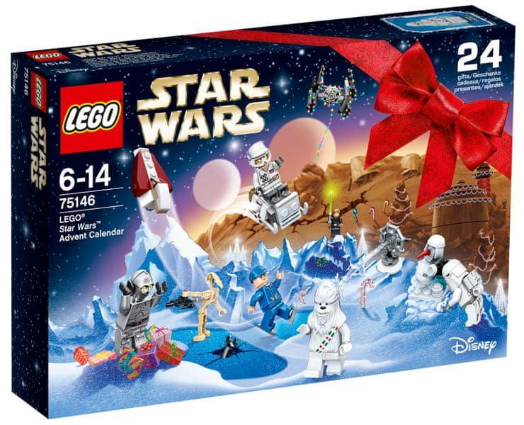 LEGO® Star Wars 75146 Adventní kalendář