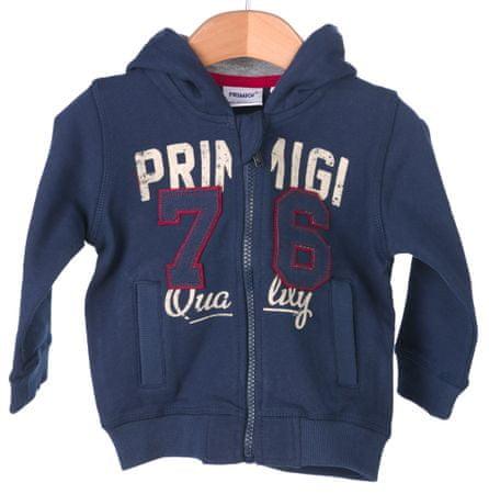 Primigi fiú pulóver 86 sötétkék